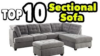 Best 10 Sectional Sofa Under 1000