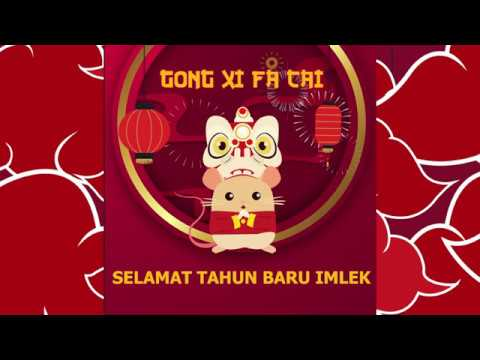 Selamat Tahun Baru Imlek 2020 Gong Xi Fa Cai Youtube