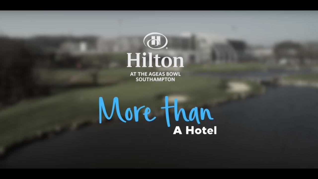 Hilton at The Ageas Bowl | Southampton | Hotel, Golf & Spa
