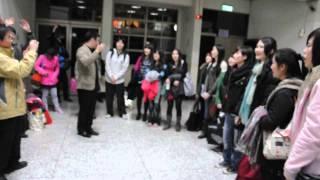 台.中.港 聽見幸福音樂會散場後:中山女高校友合唱團送給大家的歌