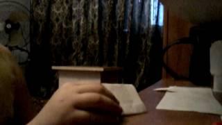 2 часть  . Как сделать  стулья  для кукол