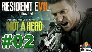 Resident Evil 7 Not a Hero DLC - Gameplay ITA - #02 - Trappoloni