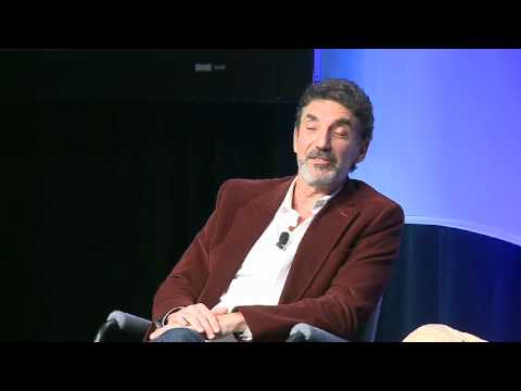 In Conversation with Chuck Lorre at the Banff World Media Festival