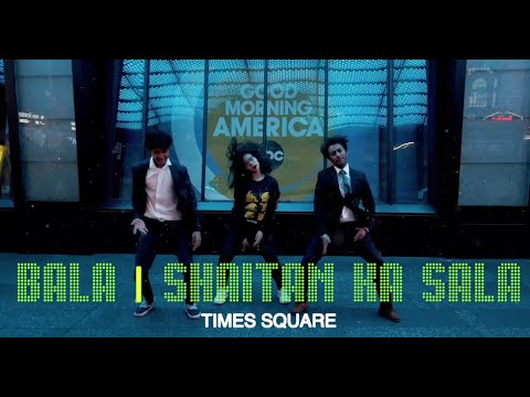 Bala Shaitan Ka Sala Times Square  Housefull 4  Baxnyc  Dissdash  Vishal Dadlani  Sohail Sen