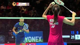 qf 2015 all england sun yu vs ratchanok intanon
