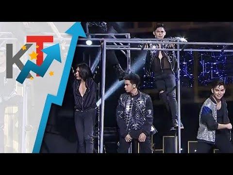 BidaMan grand finalists pinainit ang It&39;s Showtime stage 🔥😍