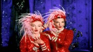 Marilyn Monroe and Jane Russell- Two Little Girls From Little Rock (HD)