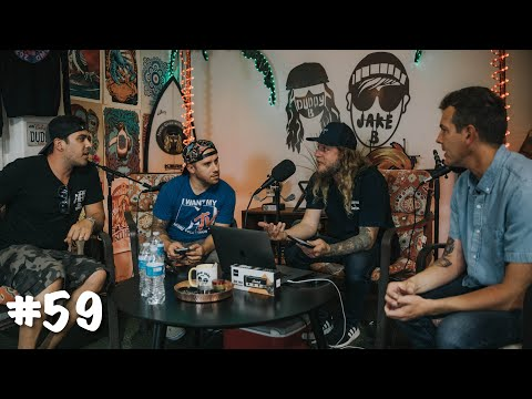 FGWD #59 Dan Jacobs of Atreyu and creator of Pluginz Keychains Mike Stricklin