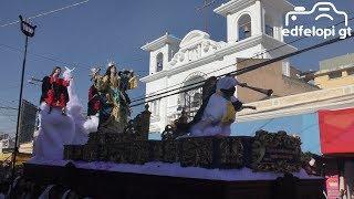 2019-08-15 Salida Virgen de la Asunción, Guatemala