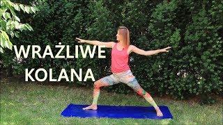 Joga na Kolana - Wrażliwe Kolana w Praktyce