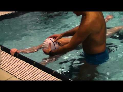 TSK Svømming: Grunnleggende Crawl Pusteteknikk