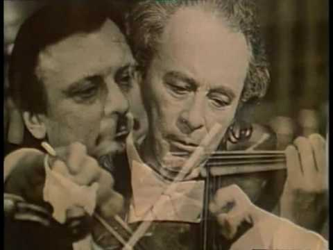 Borodin Quartet Documentary / Квартет им. Бородина. Документальный фильм - Video 1982