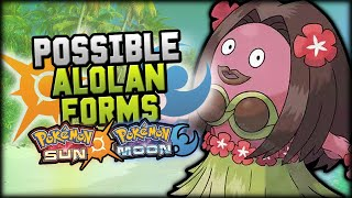 Top 5 Most Wanted Alola Forms For Pokémon Sun and Moon w/HDvee