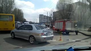 Авария днепр подстанция 11.04.2017