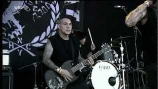 Agnostic Front - Take Me Back/Addiction - Live @ Area4 Festival 2012 HD