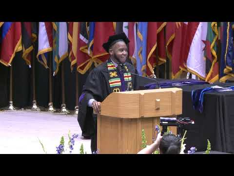 Duke Law Graduation 2019 | Bryant D. Wright '19