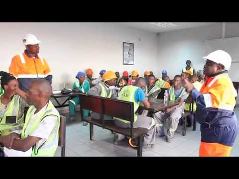 International Safety Day at the Port of Maputo - 28th April