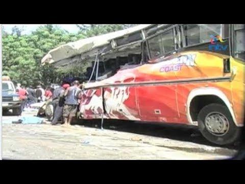 Multiple road accidents at Sachang'wan blackspot claim 16 lives