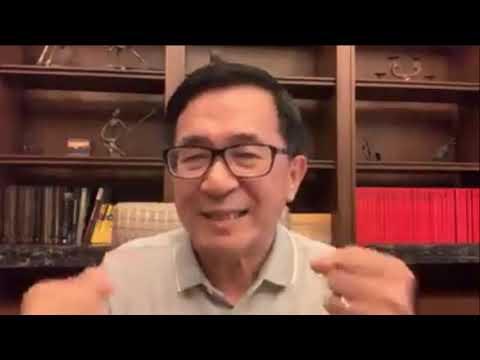 陳水扁新勇哥物語361 非常嘸恰意聽AIT前理事主席卜睿哲反對喜樂島聯盟要推動的獨立公投,獨立公投是要問台灣人民