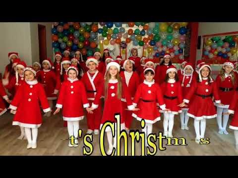 DANCE LAGU NATAL, Jingle Bells