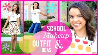 Back To School Makeup + Outfit Ideas 2014! Thumbnail