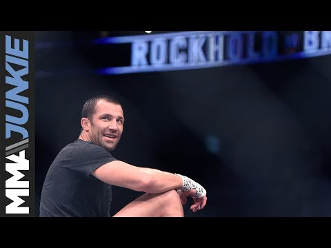 Luke Rockhold full post-UFC Fight Night 116 interview
