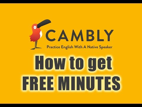 Promo code for cambly – cambly introduction video – افضل طريقة لتعلم اللغة الانجليزية