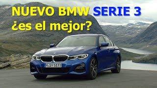 TEST 320d X Drive ¿Es el nuevo BMW Serie 3 el mejor coche de su categoría?
