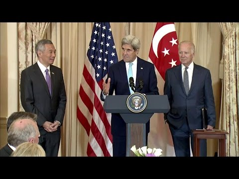 Remarks by Secretary Kerry at State Lunch for Singapore Prime Minister