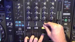 DJM900nexus Tutorial - Sound Color FX
