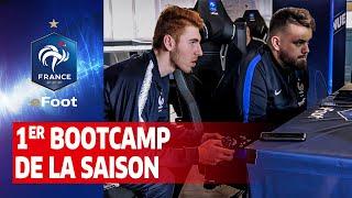 VIDEO: 1er Bootcamp de la saison, eFoot de France I FFF 2020