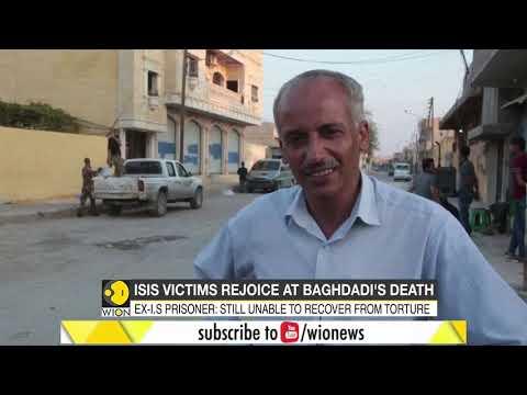 ISIS victims rejoice