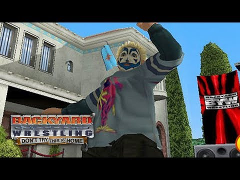 Backyard Wrestling: Don't Try This At Home Talk Show Mode Ep 6 ENDING | INSANE CLOWN POSSE