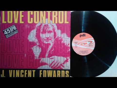 J. Vincent Edwards ‎– Love Control