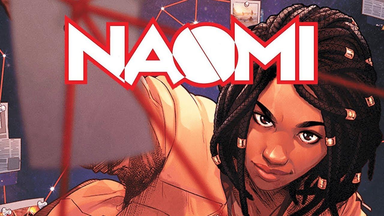 Naomi by Brian Michael Bendis Chat