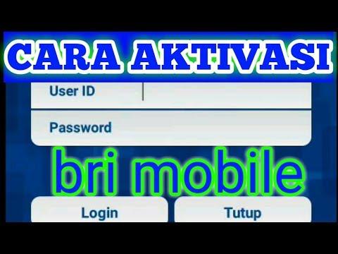 Cara Daftar Internet Banking Bri Mobile Lewat Hp Android