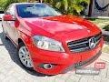 Avaliacao e venda da Mercedes A200 Style