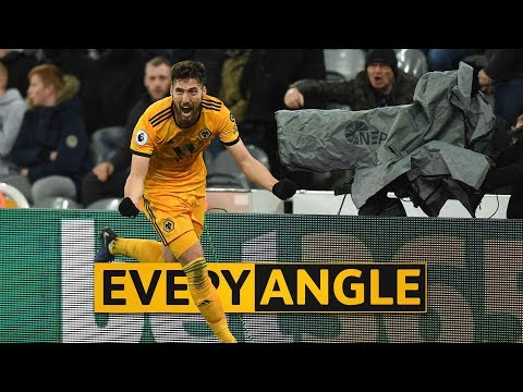 Doherty v Newcastle United | Every Angle