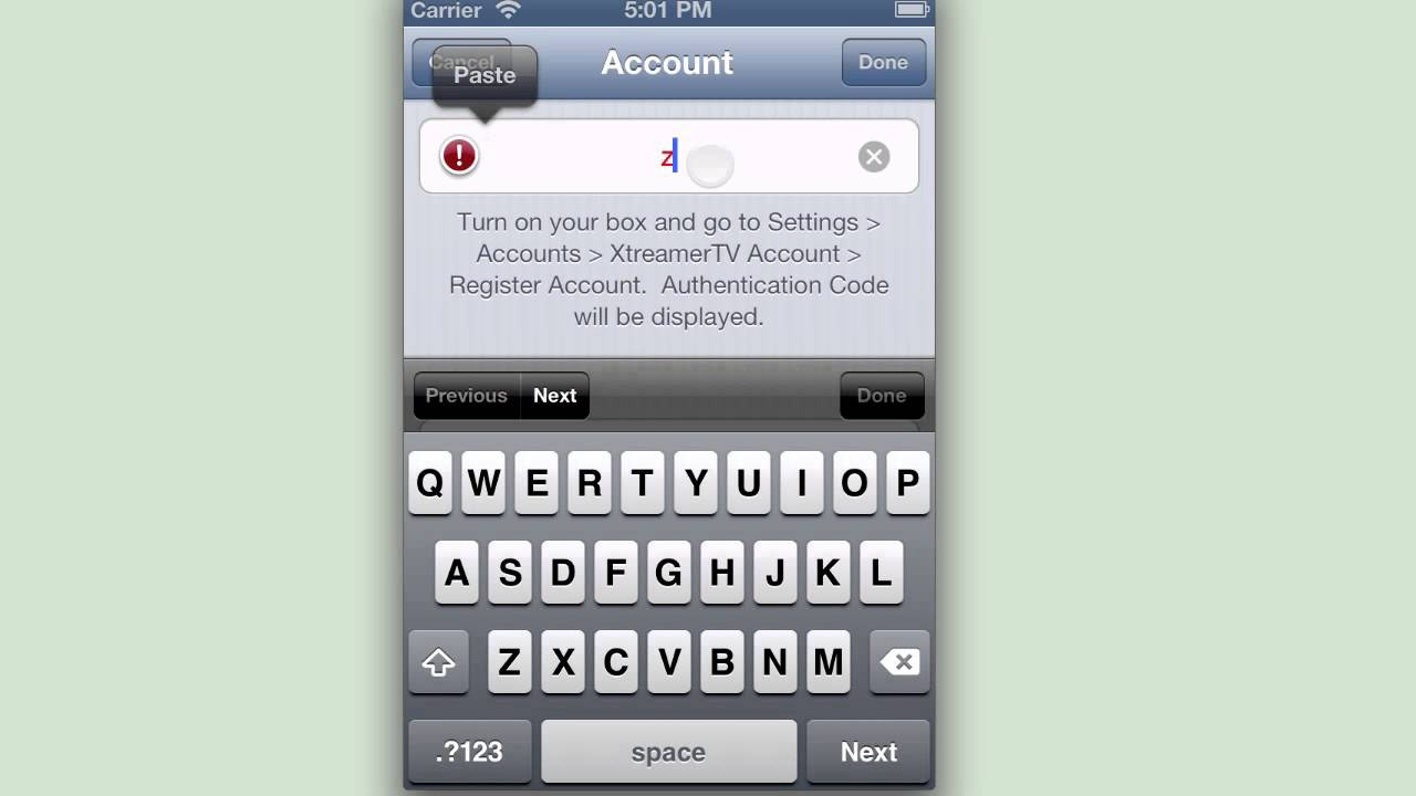 how to create a youtube account on iphone