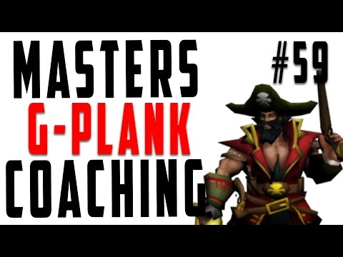 Masters Coaching #59 - Gangplank Top (Silver 3)