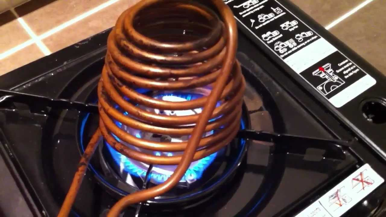 Instant Warm Water System For Camping Youtube