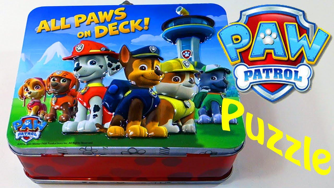 Jr Patrol Rocky Nick Paw