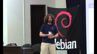 "DebConf12 - ""Machine learning threats and opportunities for Debian and Free Software"" by P. Duboue"