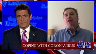University of Toronto Professor of Psychiatry, Dr. Roger McIntyre, MD, on Coping with Coronavirus