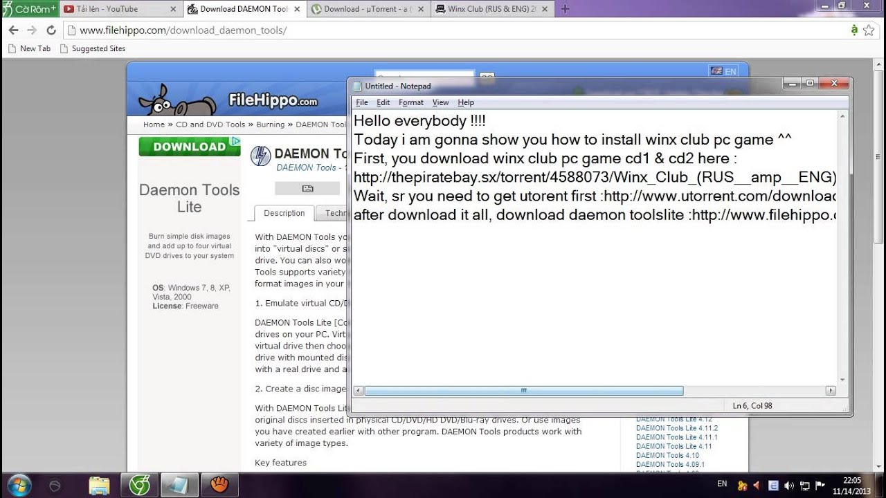utorrent games download for windows 7 pc