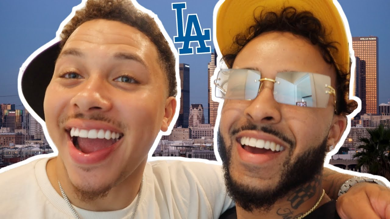I THINK IM MOVING BACK TO LA ... *this is why*