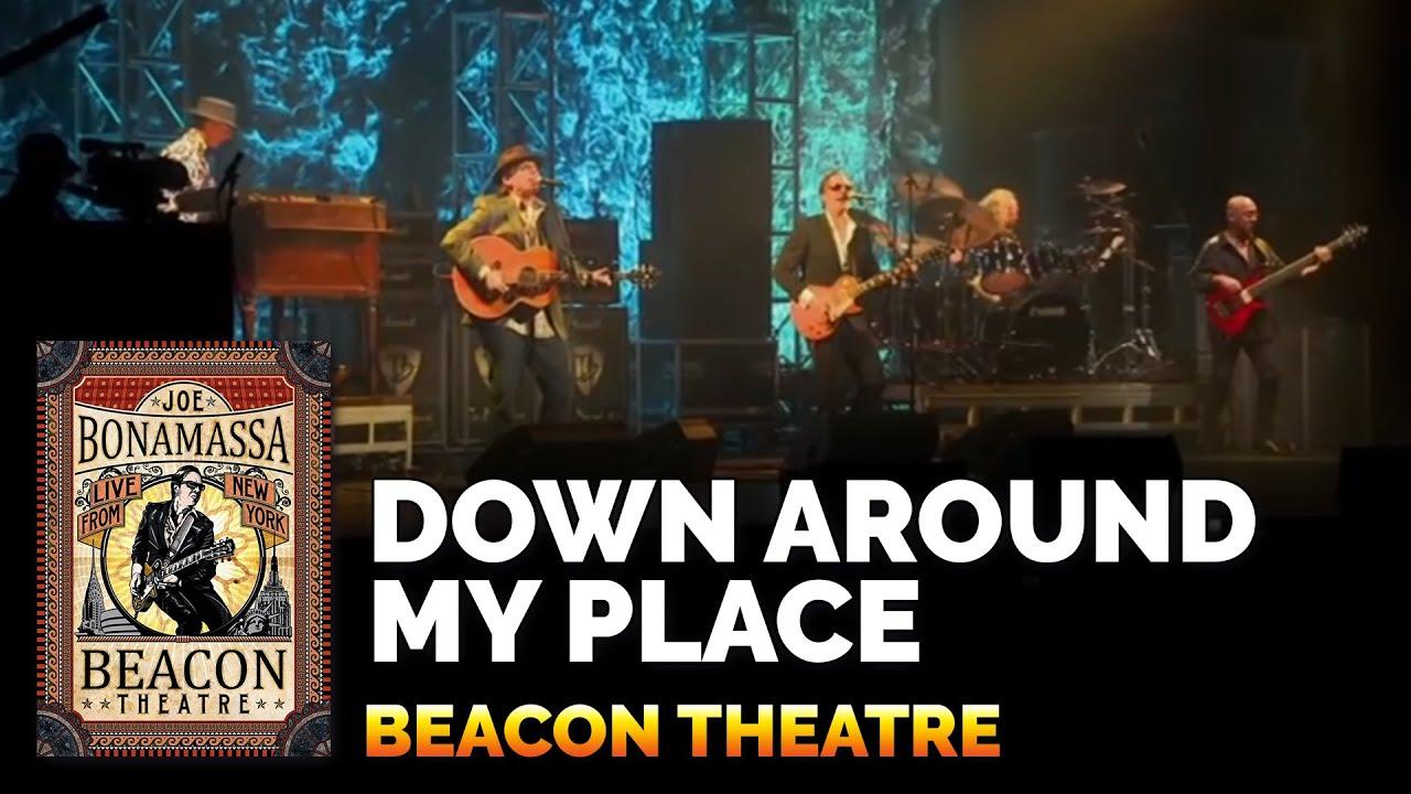 "Download Joe Bonamassa & John Hiatt - ""Down Around My Place"" - Beacon Theatre Live From New York"