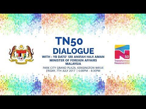 TN50 Dialogue London 2017