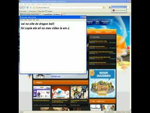 Baixar o jogo Dragon Ball Online.avi
