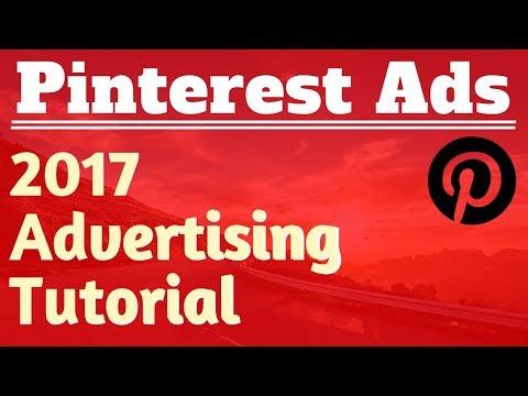 Pinterest Ads Tutorial